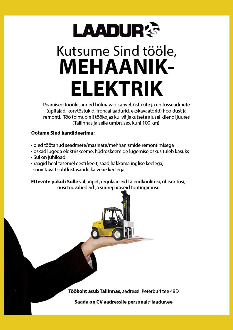 tookuulutus-mehaanik_elektrik